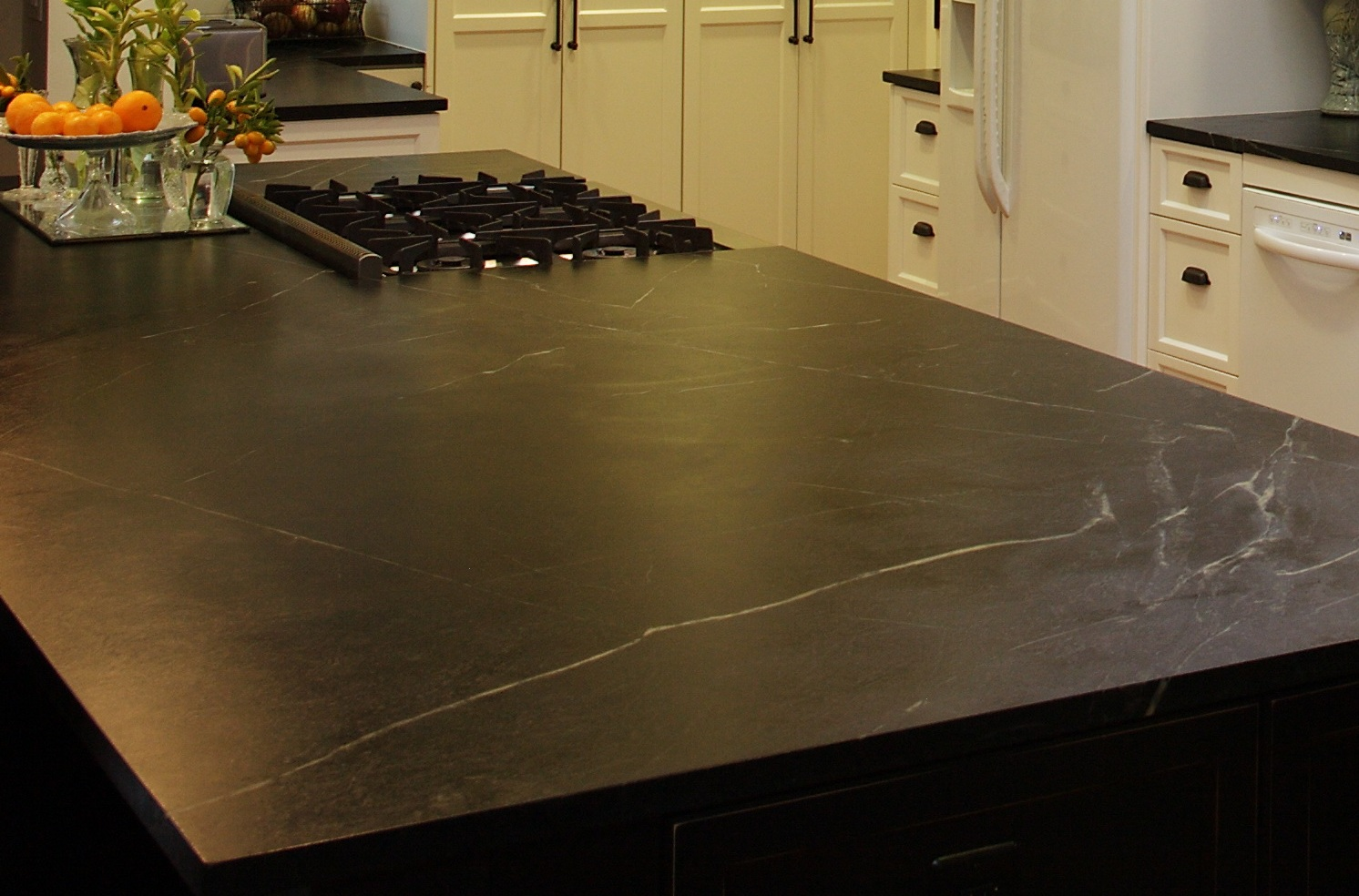 Stone And Counters : GALLERY: Soapstone